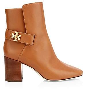 Tory Burch Women's Kira Stretch Leather Ankle Boots