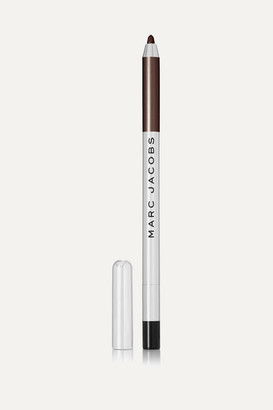 Marc Jacobs Beauty - Highliner Gel Eye Crayon - Brown(out) 54 $25 thestylecure.com