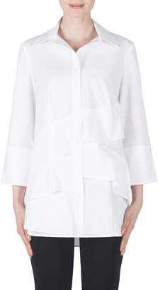Joseph Ribkoff Button Tunic Blouse