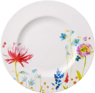 Villeroy & Boch Anmut Flowers Dinner Plate 10 1/2 in