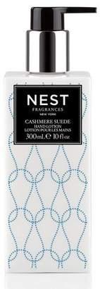 NEST Fragrances Cashmere Suede Hand Lotion, 10 oz./ 300 mL