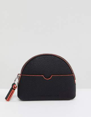 French Connection Half Moon Wallet