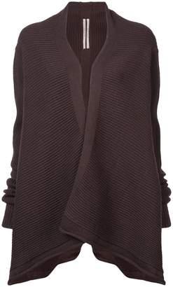 Rick Owens oversized knit cardigan
