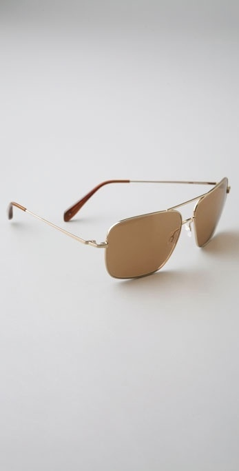 Oliver Peoples Eyewear Bartley Sunglasses