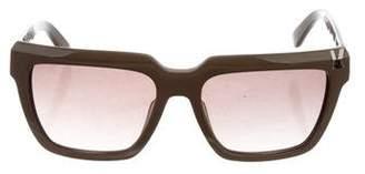 Karl Lagerfeld Tinted Square Sunglasses