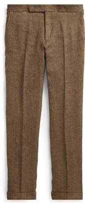 Ralph Lauren Polo Basket-Weave Suit Trouser