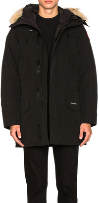 Canada Goose Langford Parka $900 thestylecure.com