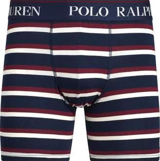 Ralph Lauren Stretch Cotton Boxer Briefs
