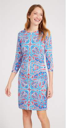 J.Mclaughlin Sophia Dress in Kaleidoscope Paisley
