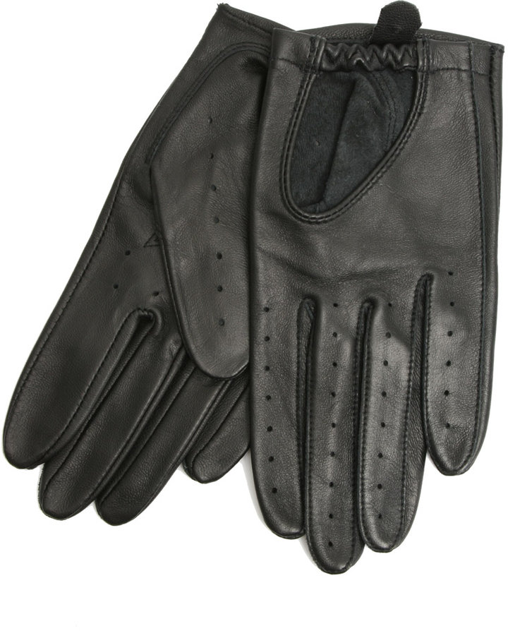 Rihanna ASOS Premium Short Asymmetric Driving Glove