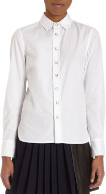 Rag and Bone Rag & Bone Abba Shirt-White