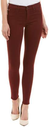Hudson Jeans Jeans Natalie Dark Cranberry Skinny Leg