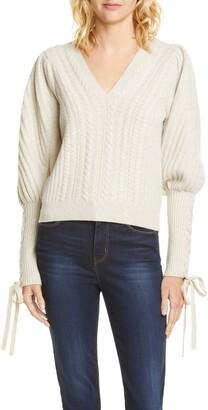 Ulla Johnson Brisa Wool & Cashmere Sweater
