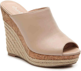 Charles by Charles David Azie Wedge Sandal - Women's