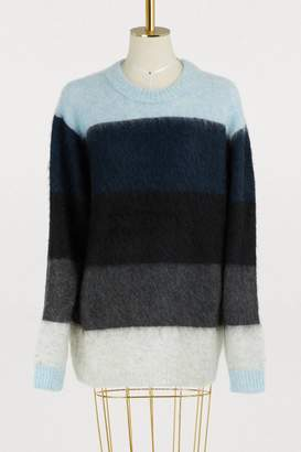 Acne Studios Albah wool and mohair sweater