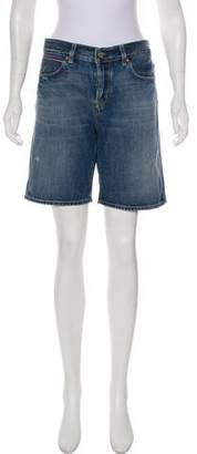 MiH Jeans Gill Denim Shorts