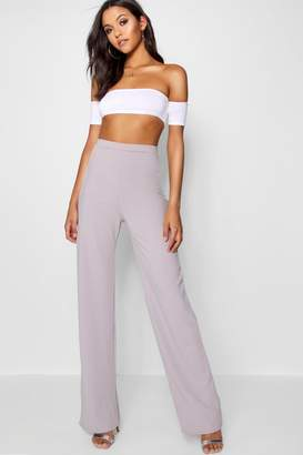 boohoo Tall Mia Tailored Cigarette Trouser