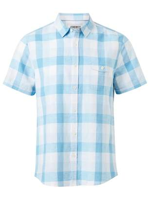 Jeanswest Byrne Short Sleeve Check Shirt