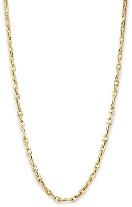 "Bloomingdale's Men's Oval Link Necklace in 14K Yellow Gold, 24"" - 100% Exclusive"