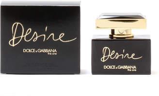 Dolce & Gabbana The One Desire Eau de Parfum Spray, 50mL