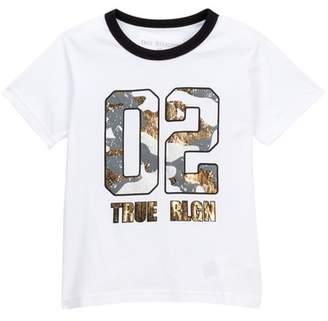 True Religion 02 Camo Tee (Toddler & Little Boys)