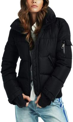 SAM. Matte Freestyle Bomber Jacket - Women's
