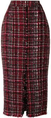 Alexander McQueen pencil skirt