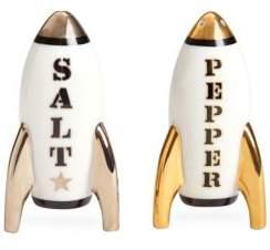Jonathan Adler Apollo Porcelain Salt & Pepper Shaker Set