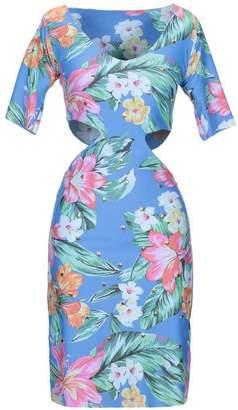 La Fille Des Fleurs Knee-length dress