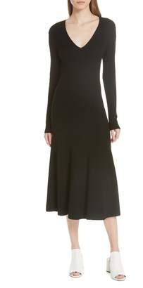 Jason Wu GREY Wool Knit Dress