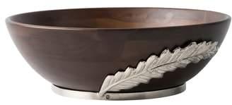 Juliska Merriam Acacia Wood Serving Bowl