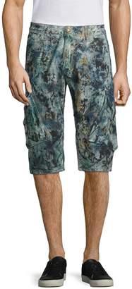 Robin's Jean Denim Cargo Shorts