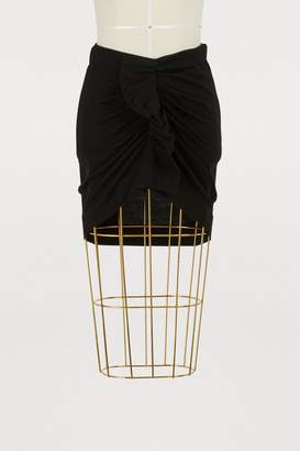 Etoile Isabel Marant Joyce wool skirt
