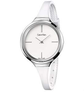 Calvin Klein Lively White On White
