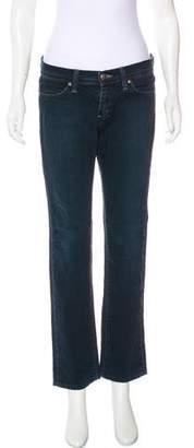 Habitual Mid-Rise Straight Leg Jeans