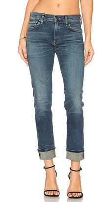 Citizens of Humanity Jazmin Ankle Slim Straight