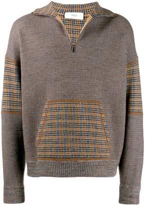 Pringle kangaroo pocket sweater