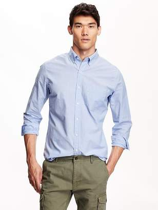 Old Navy Slim-Fit Classic Shirt For Men