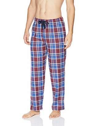 Izod Men's Woven Heather Flannel Sleep Pant