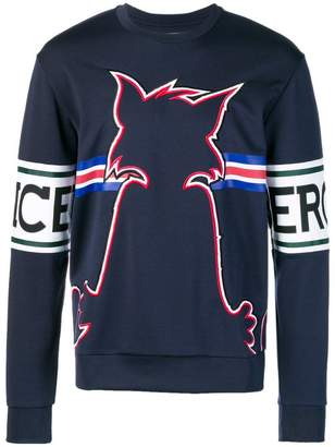 Iceberg Tom & Jerry sweatshirt