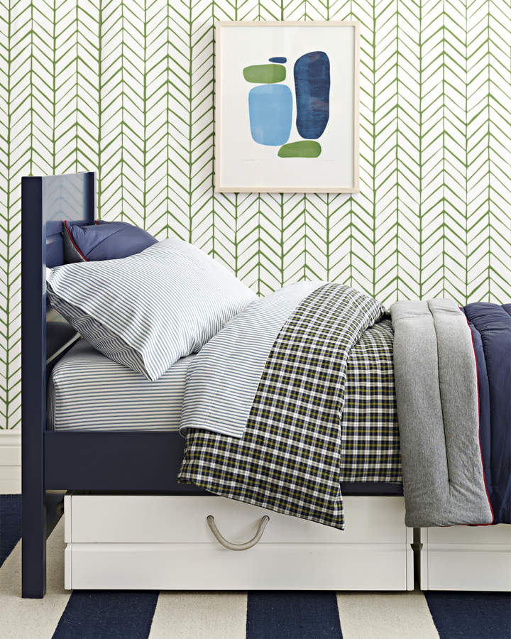 Mackenzie Plaid Duvet Cover