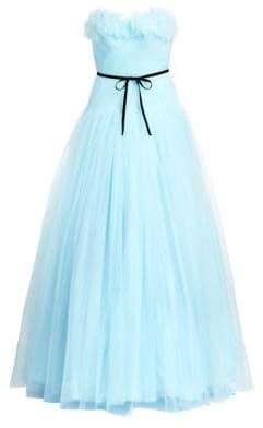 Drop Waist Evening Dress - ShopStyle Australia