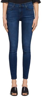 Whistles Skinny Jeans in Denim
