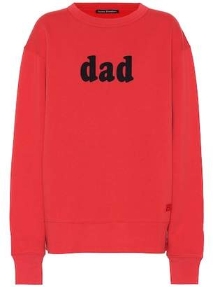 Acne Studios Dad cotton sweatshirt