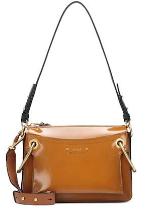 Chloé Roy Small patent leather shoulder bag