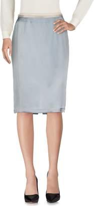Blumarine Knee length skirts - Item 35377329LO
