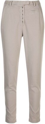 Transit slim-fit chino trousers