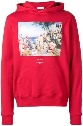 Ih Nom Uh Nit print hoodie