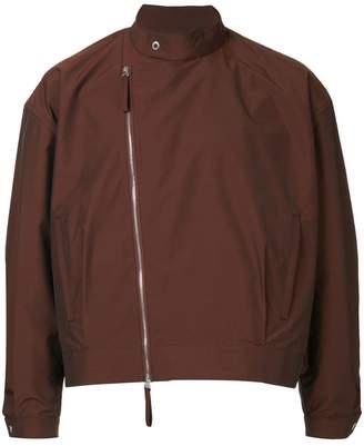 E. Tautz biker style Jeremy jacket