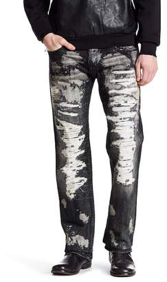 Cult Of Individuality Hagen Relaxed Straight Leg Jean $275 thestylecure.com
